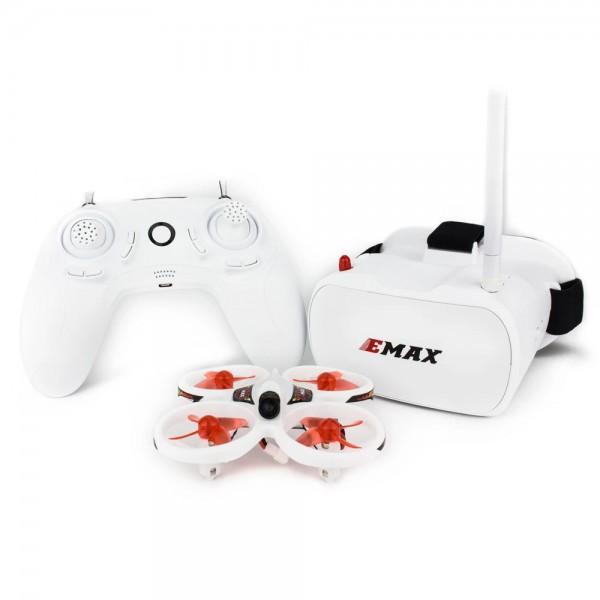 EZ Pilot, Beginner-Indoor-Drohne MIT FPV-Brille