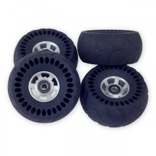 Cloudwheel Discovery Wheels, schwarz